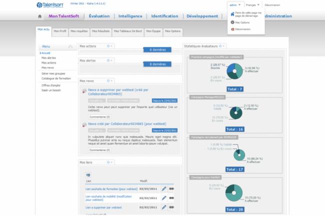 Réunis, TalentSoft et RFlex renforcent leur position sur la gestion des RH en SaaS