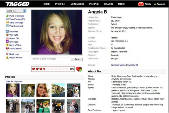 Le réseau social Tagged développe Stig, une base distribuée orientée graphe
