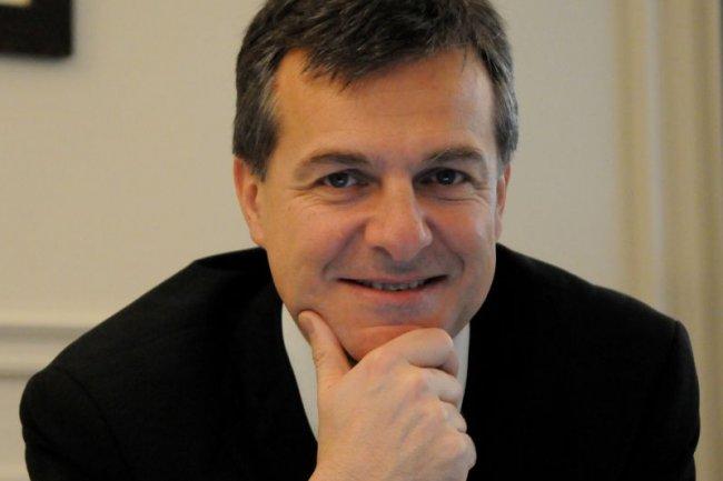 Olivier Robinne, responsable de l'activité EMEA Sud chez Veeam