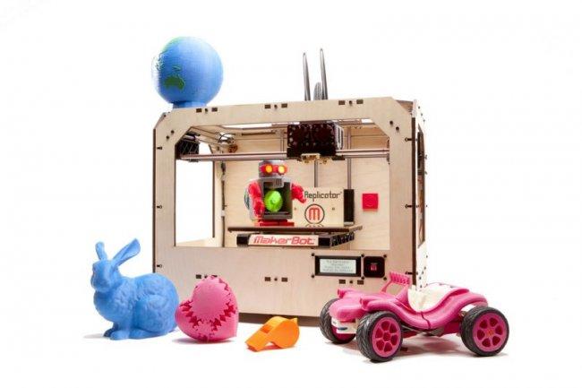 Imprimer des objets 3D � la maison