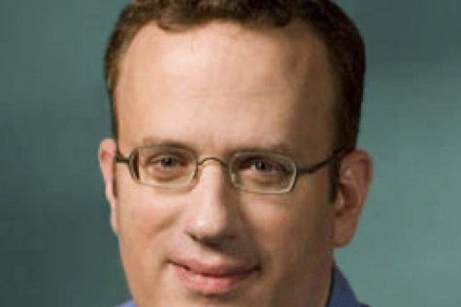 Brendan Eich, inventeur du langage JavaScript; crédit D.R.