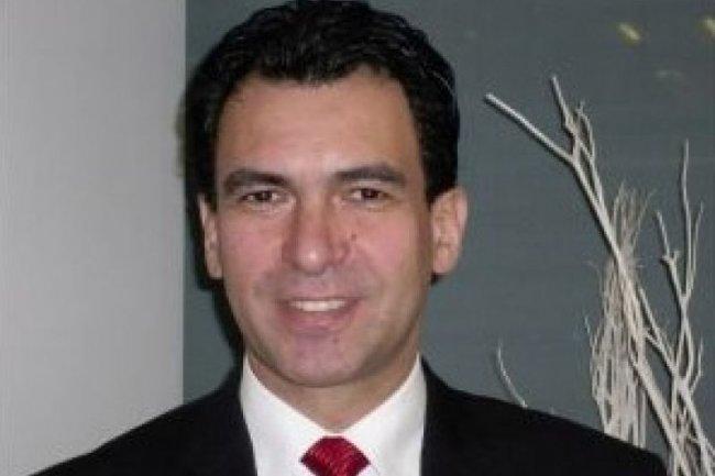 Nicolas Sekkaki, directeur g�n�ral de SAP France (cr�dit : M.G.)