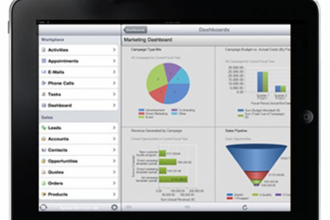 Dynamics CRM s'entoure d'app mobiles pour iOS et Android