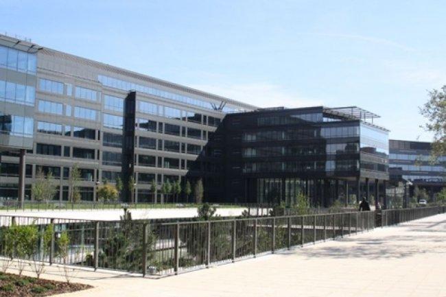 Le siège d'IBM France. Crédit photo: IBM