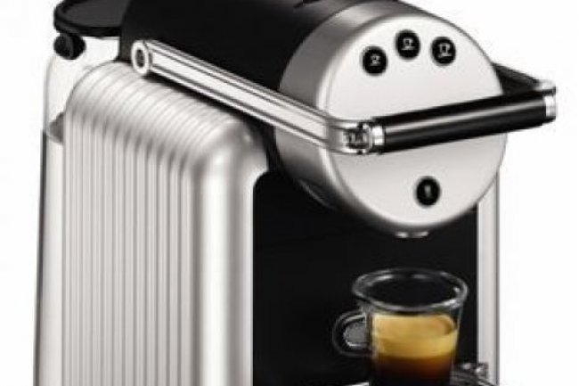 Orange fournit une solution M2M aux machines professionnelles de Nespresso
