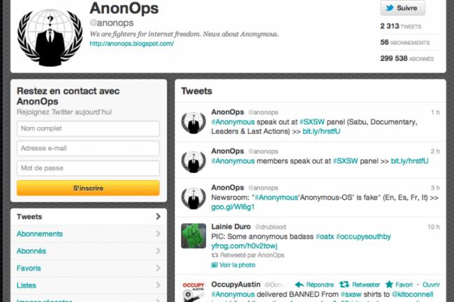 Anonymous OS est bien un piège truffé de trojans