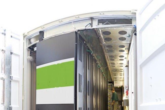 airbus renforce sa puissance de calcul avec les pod hp le monde informatique. Black Bedroom Furniture Sets. Home Design Ideas