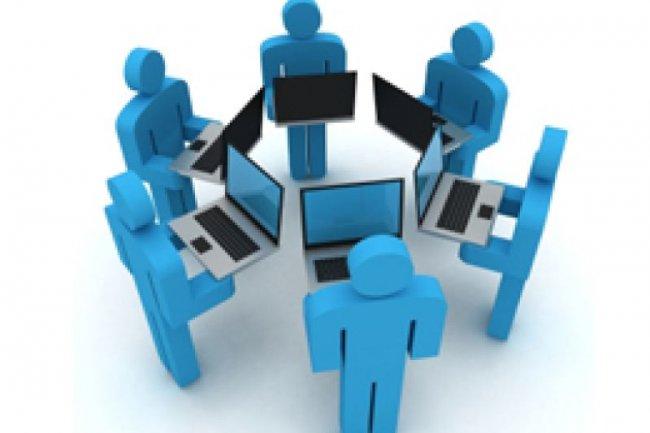 Les entreprises restent sous-équipées en outils de collaboration