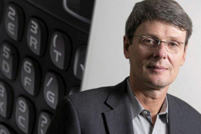 Thorsten Heins, PDG de RIM Crédit Photo : D.R