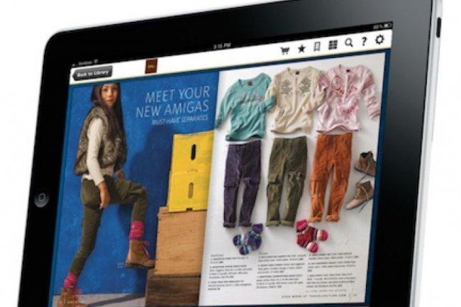 L'iPad, moteur du m-commerce en Europe