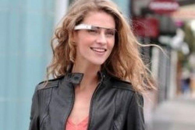 Des lunettes interactives chez Google