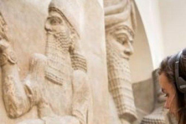 Visite guidée du Louvre avec une Nintendo 3DS