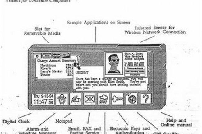 Le prototype imaginé par Nathan Myhrvold, ancien employé de Microsoft, interviewé par Men's Journal (source image : Geekwire)