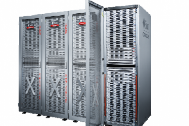 Pour les utilisateurs d'Oracle Exadata, la performance a un prix