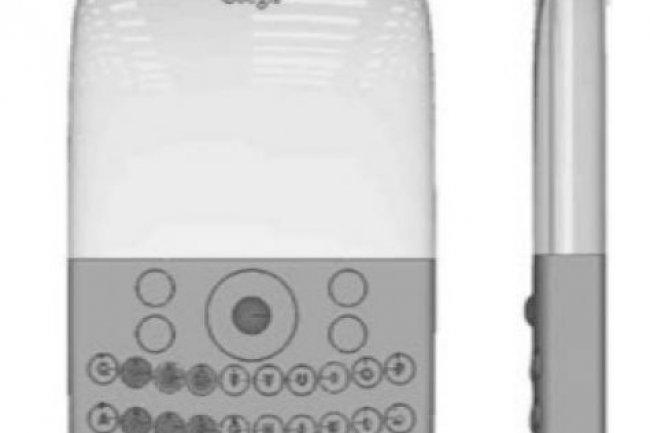 Un prototype de Google Phone présenté lors du procès Oracle contre Google