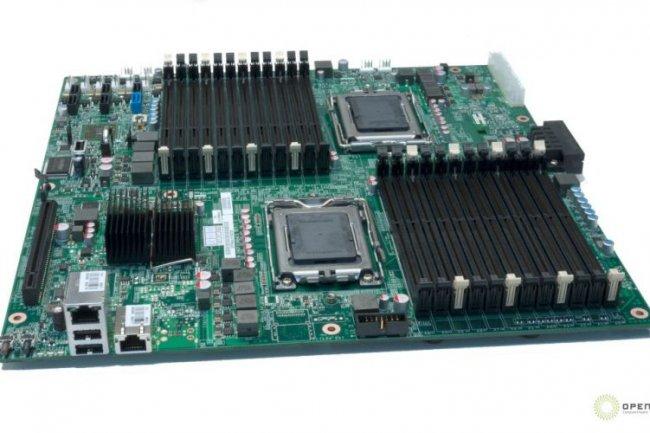 Carte mère AMD pour le projet Open Compute Crédit Photo: AMD
