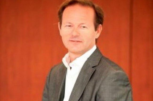 Antoine Henry, DG de Sage France, également en charge du marché des PME au sein de Sage Europe