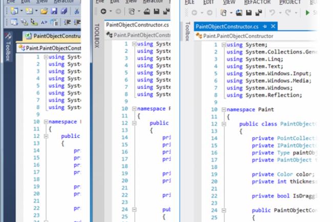 Mise à jour Visual Studio 11 : Microsoft remanie l'interface utilisateur