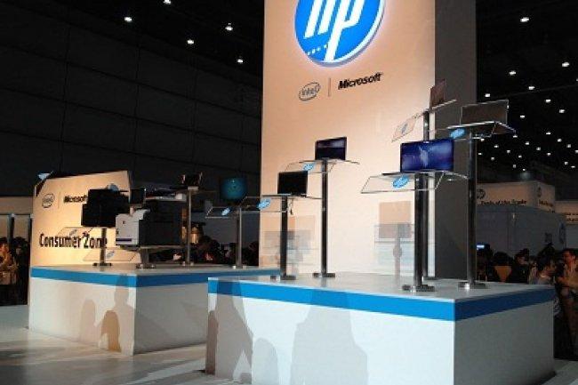 Pr�sentation des produits HP � Shanghai Cr�dit Photo : D.R