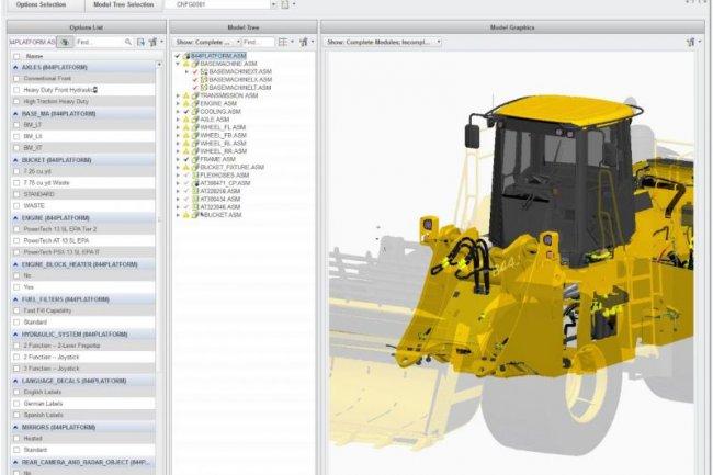 L'application Creo Option Modeler arrive avec la version 2.0 de la solution de CAO Creo de PTC.