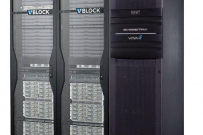 Le VBlock 700 LX proposé par VCE sur base VMAX 10K