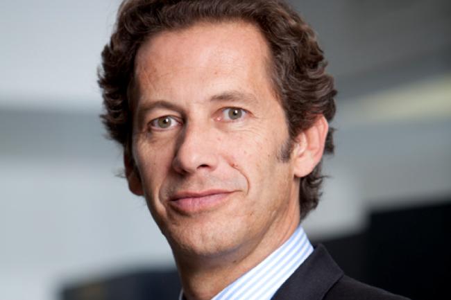 Xavier Guérin, vice-président des ventes EMEA de Quantum Crédit Photo: D.R