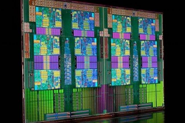 AMD ajoute des MHz à sa puce Opteron 6200 16 coeurs
