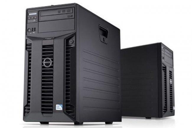 Sur le marché des NAS, les ventes sont en repli au 1er trimestre 2012, sauf sur les systèmes NAS iSCSI en progression de +17,6% sur un an, hausse qui profite notamment à Dell (ci-dessus PowerVault NX200 Tower - Crédit : Dell).
