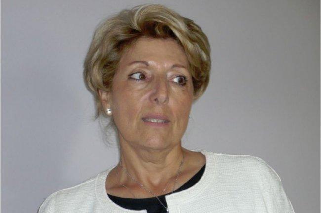 Viviane Chaine-Ribeiro, PDG de l'éditeur français Lefebvre Software (crédit : M.G.)