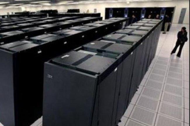 Le supercalculateur américain Sequoia affiche une puissance de traitement de 16,32 petaflops (crédit : D.R.)