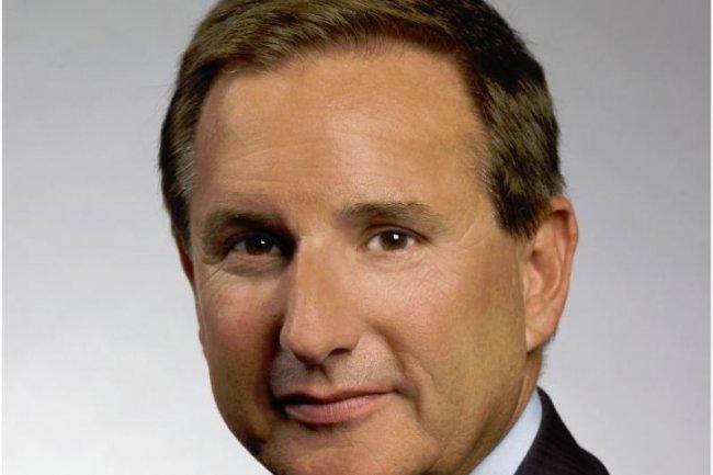 Mark Hurd, co-président d'Oracle (crédit : D.R.)