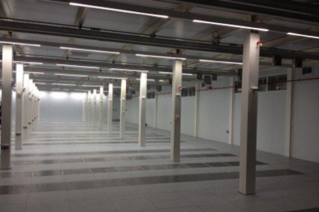 Datacenter modulaire de Colt aux Ulis Crédit Photo: D.R