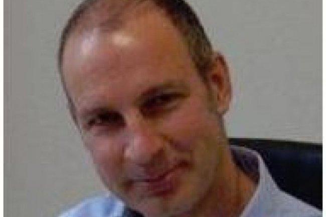 Olivier Cavrel, directeur g�n�ral de Cognizant France.