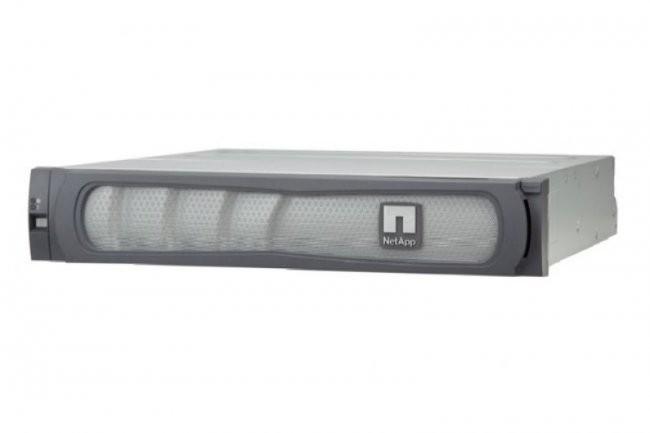Avec le FAS2220, NetApp muscle son entrée de gamme
