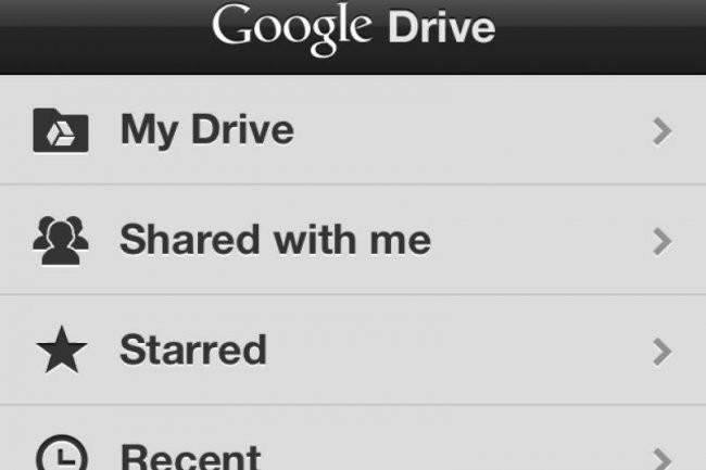 Google I/O : Chrome et Drive arrivent sur iPhone et iPad