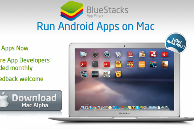 bluestacks  ou l u0026 39 art de faire tourner une application android sous mac os