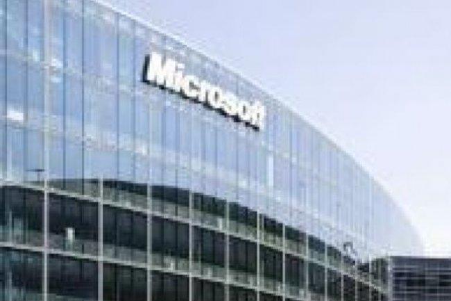 Le siège de Microsoft France. Crédit photo : Pierre Perrin et Maud Delaflotte / Zoko Productions