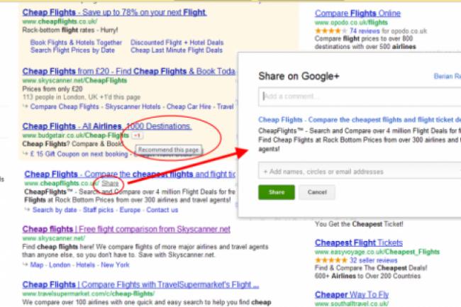 Bing et Google rendent plus