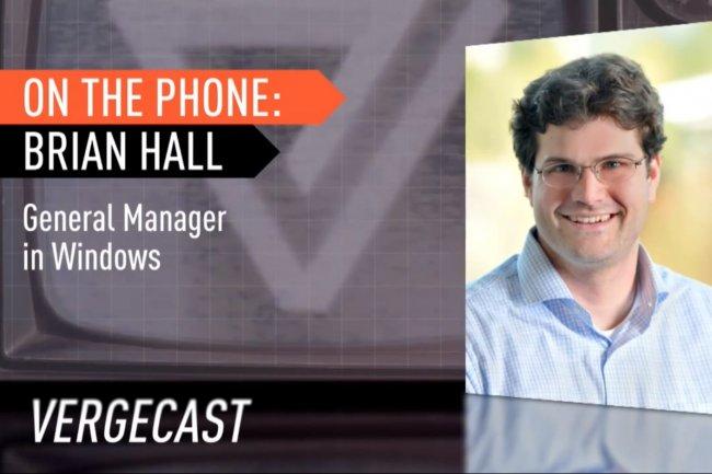 Le trop bavard Brian Hall, directeur général de Windows Live chez Microsoft