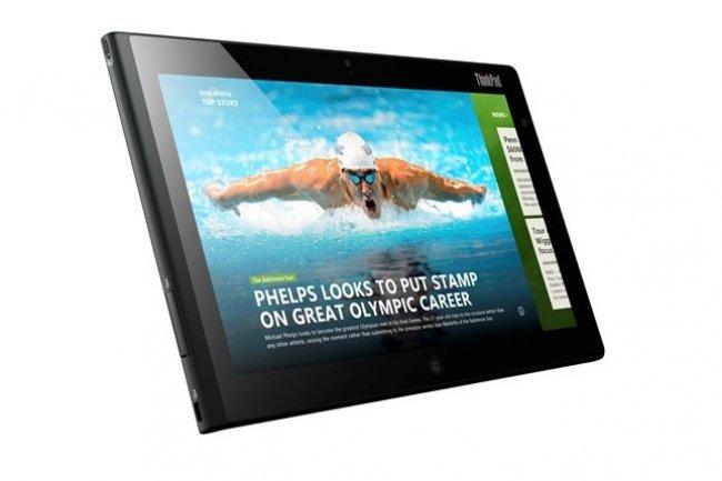 ThinkPad Tablet 2 avec Windows 8 Pro chez Lenovo