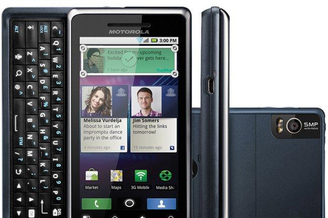 4000 suppressions de postes chez Motorola