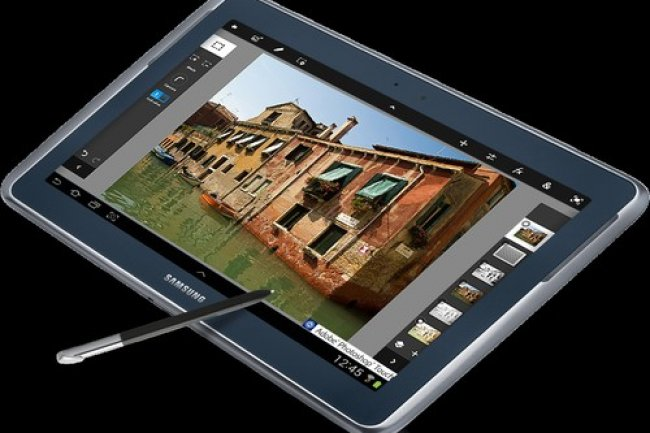 Samsung lance sa tablette Galaxy Note 10.1