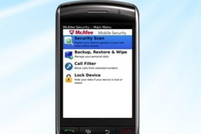 McAfee renforce la sécurité mobile sur Android