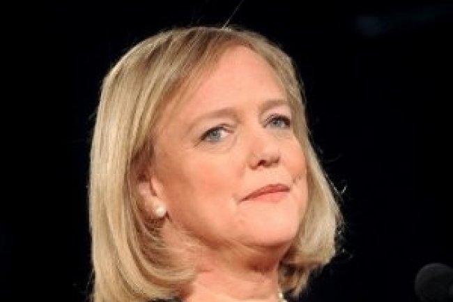 Meg Whitman, PDG de HP