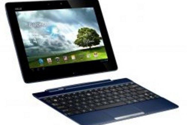 Une tablette Asus bascule sur Android Jelly Bean