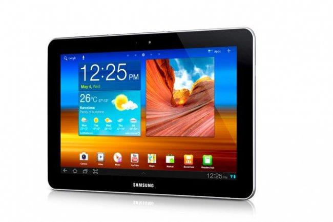 Aux Etats-Unis, Apple avait obtenu une interdiction de vente sur la Galaxy Tab 10.1 de Samsung.