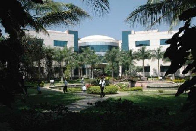 Le campus d'Infosys à Bangalore, crédit D.R.