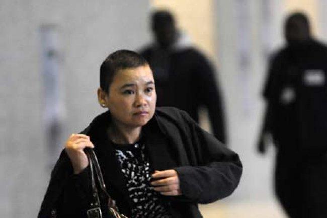 Hanjuan Jin, une ancienne employée de Motorola, a été condamnée à quatre ans de prison. Crédit D.R.
