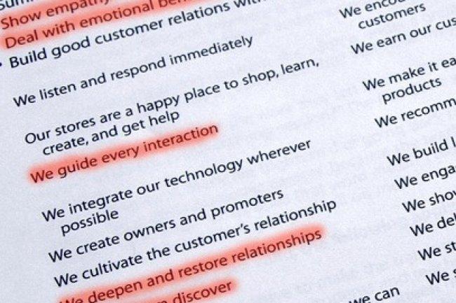 Découvrez les astuces des vendeurs des AppleStore