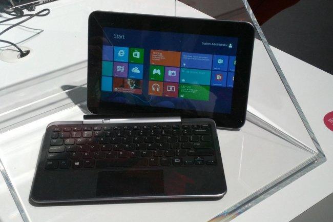 IFA 2012 : Dell dévoile sa tablette XPS 10 sous Windows RT